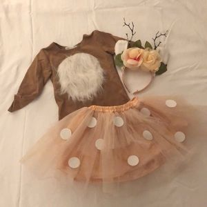 Pottery Barn Halloween Woodland Deer Costume